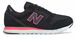 New Balance Women#x27;s 311v2 Shoes Black with Pink