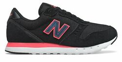 New Balance Women#x27;s 311v2 Shoes Black with Pink $30.23