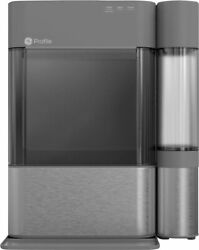 Ge Profile - Opal 2.0 24-lb. Portable Ice Maker With Nugget Ice Production An...