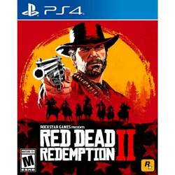 Red Dead Redemption 2 Standard Edition PlayStation 4 $19.99