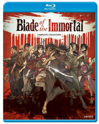 Blade Of The Immortal [new Blu-ray] Anamorphic Subtitled