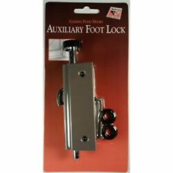 Auxiliary Security Lock, Foot Latch - Stone 1997220 Door Replacement Parts