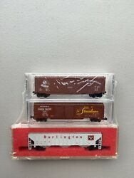 Micro Trains N Scale Special Run 1991 Convention Cars