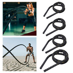 9/12 / 15m Power Battle Rope Fighting Sports Gym