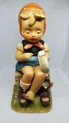 Erich Stauffer quot;Little Menderquot; U8536 Japan 7quot; Vintage Figurine Porcelain 1950s