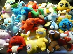 25 Neopetand039s Mcdonalds And A Big One Neopet Wocky Good Condition Most W/ Tags Still