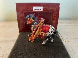 Trail Of Painted Ponies Ornament Guardian Of Sunsetandrsquos Gate Mib