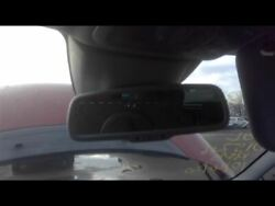 Rear View Mirror 4 Door L Model Without Compass Fits 14-17 Fiat 500 1634182