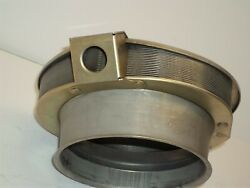 Volvo Penta 3856862 Flame Shield Assy.parting Out 2000 Volvo Penta 5.7l Gsipefs