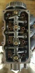 Yamaha 30 40 Outboard Cylinder Head Assembly 67c-11111-03-1s 67c-w009a-01-1s
