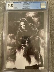 The Crow Lethe 3 Cgc 9.8 Mico Suayan Virgin Variant Cover Sold Out Brandon Lee