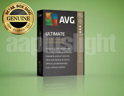Avg Ultimate Security Privacy And Performance 2020 10 Devices 1 Year