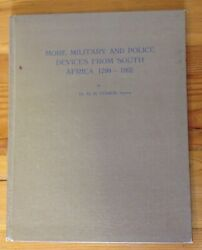 More Military And Police Devices From South Africa=1790-1962=h.h. Curson=badges.