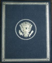 Franklin Mint Presidents Sterling Silver Proof Coins 36 Coins Total