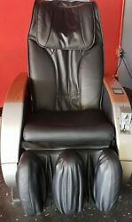Real Relax Ekb00105a1b00105a2 Full Gravity Massage Chair Recline Coin Operated