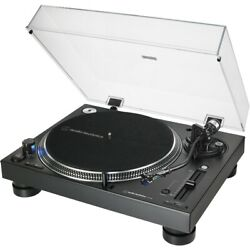 Audio-technica Direct-drive Dj Turntable | 3 Speeds | Fully Manual | At-lp140xp