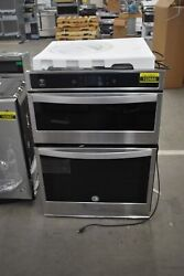 Whirlpool Woc75ec0hs 30 Stainless Microwave-oven Combo Wall Oven Nob 103666