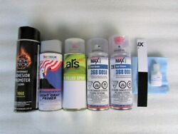 Wide Angle Valspar Spray Can Paint For 1997 - 2001 Toyota Camry