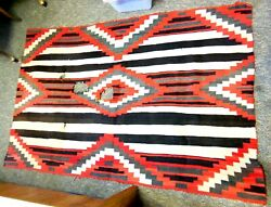 Original Rare 3rd Phase Sometimes Categorized As The Fourth-phase Chief Blanket.