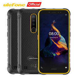Ulefone Armor X8 Rugged 4g Smartphone Unlocked Android 10 Cell Phone Waterproof