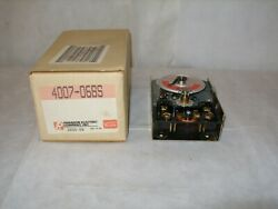 Paragon Electric 4007-06bs Timer / Timing Motor New In Box