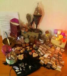 Full Witches Starter Kit, Pagan Altar Set, Custom Made For You, Wicca, Wiccan