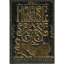 House Of The Rising Spade Cartomancer Playing Cards By Stockholm17