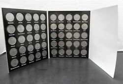 Fifty State Quarters Collection 1999 - 2008 Proudly Made In The Usa