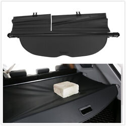 Black Car Rear Trunk Shade Security Cargo Cover For 2015-2018 2019 Nissan Murano