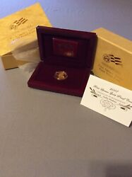 First Spouse Series Gold Proof Coin. Dolly Madison 2007.