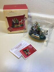 Hallmark Horse With A Different Color Christmas Ornament Wizard Of Oz