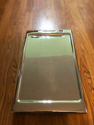 Wedgewood Vintage Stove Part - Re-chromed Reconditioned Cooking Griddle