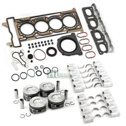 Engine Bearings Gaskets Overhaul Kit For Mercedes-benz C180 Slc180 W205 M274 1.6