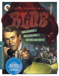 The Blob Blu-ray Disc 2013 Criterion Collection