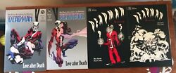 Deadman Love After Death 1 And 2 Deadman Exorcism 1 And 2