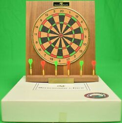 Abercrombie And Fitch Mini-executive C1980s Dart Board New In Box