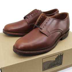 New Size 8.5 D - Red Wing 9430 - Williston Oxford/derby Teak/brown Leather Usa