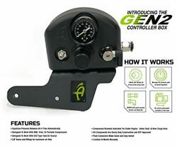 Up Down Air 4 Tire Inflation System - Jeep Wrangler Jk And Jku Engine Bay Mount...