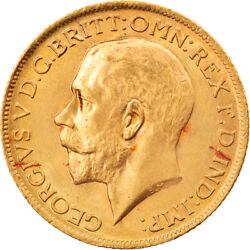 [856267] Coin Great Britain George V Sovereign 1912 Ms Gold Km820
