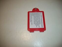 Playskool 2002 Old Mcdonald Fun Tunes Musical Tractor Battery Cover Only