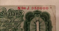 Oand039brien Old Series A Banknote Rare Look 350000 .