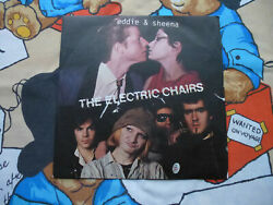 The Electric Chairs Eddie And Sheena 1978 Safari Records Uk 7 Vinly Single 45rpm