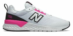 New Balance Womenand039s Fresh Foam 515 Sport V2 Shoes White With Pink And Black