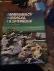 Emergency Medical Responder First On The Scene New