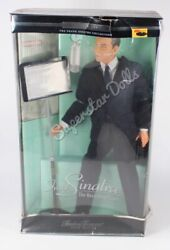 2000 Collector Edition Frank Sinatra The Recording Years Barbie Doll