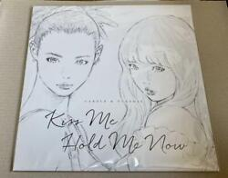Carole And Tuesday Kiss Me / Hold Me Now Analog Lp Japan First Shipping