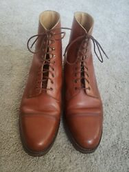 Polo Derby Boots 13d