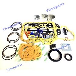 D662 Overhaul Re-ring Kit For Kubota Engine A-13 A13 Tractor Repair Parts