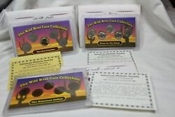 3 American Historic Society Wild West Collection V Coa Home Range Indian Head