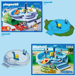 Playmobil Water Park / Pool 3205 5964 7963 9422 Spares Spare Parts Service